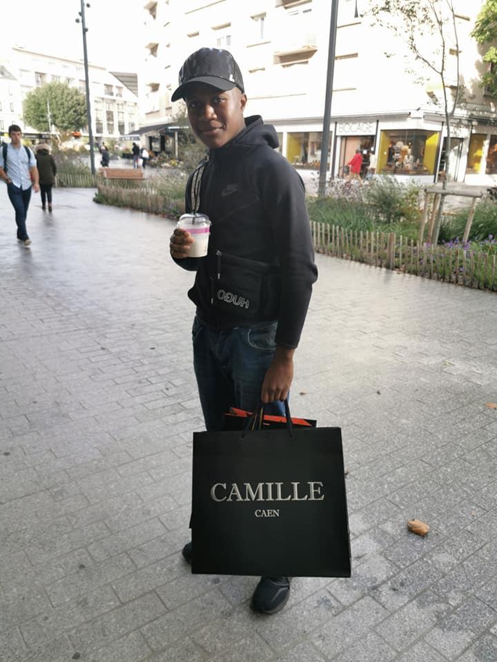 Tid til shopping