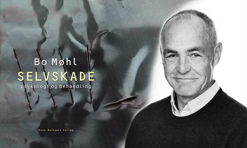 Temadag om selvskade med Bo Møhl