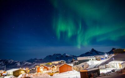 Besøg i en østgrønlandsk bygd, Tasiilaq