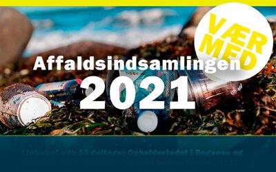 Affaldsindsamling 2021
