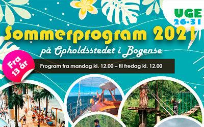 Sommerprogram 2021